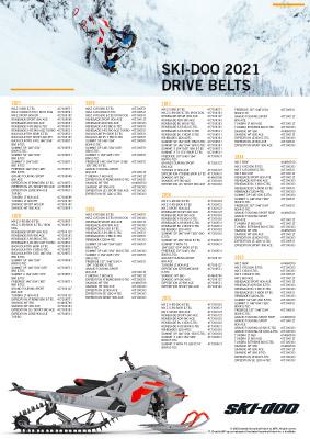 Ski-doo Variatorrem Guide
